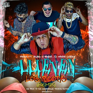 Polaco ft Jowell Y Randy & El Mayor Clasico - Llueven Los Bootys (Remix)