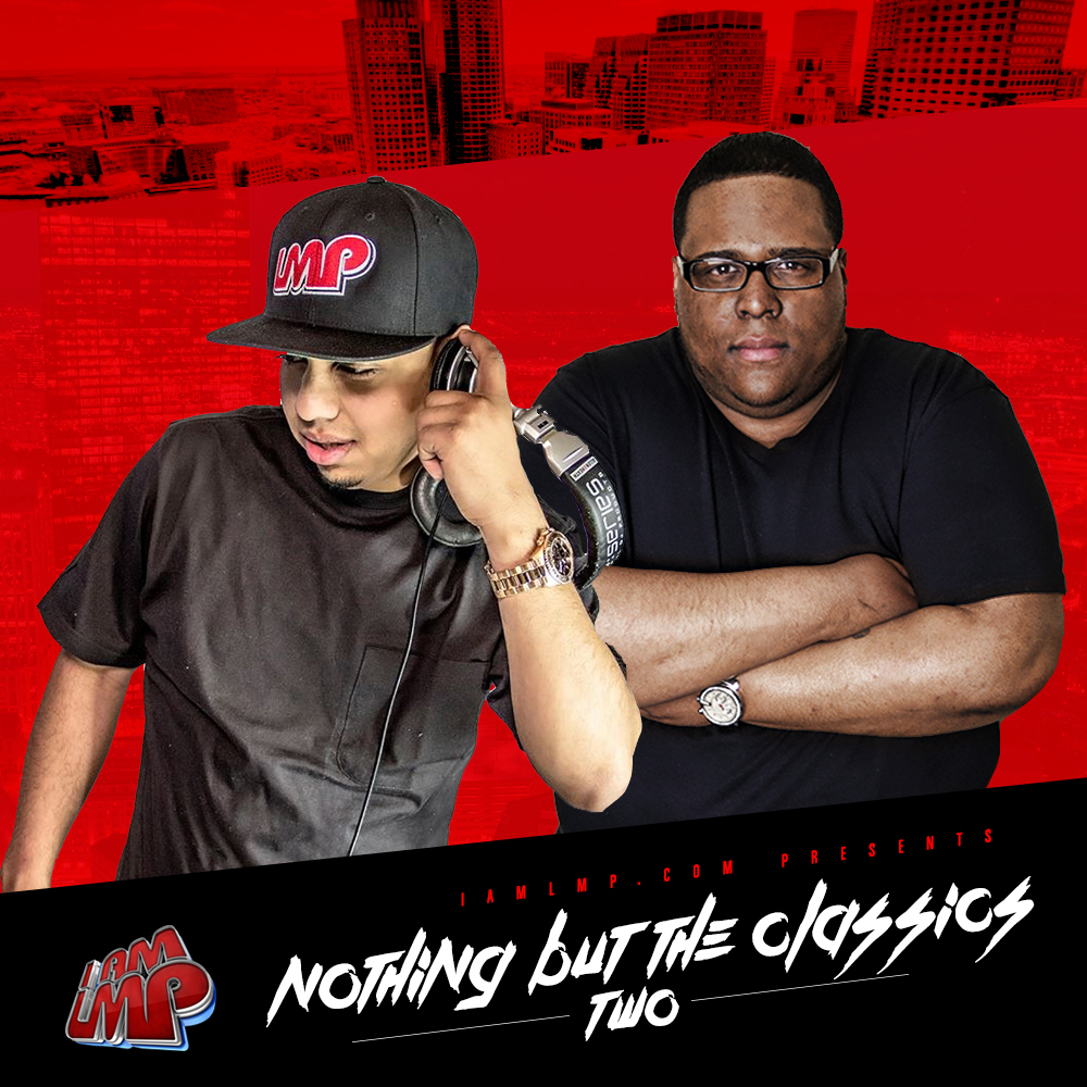 NEW MIXTAPE: DJ Ronsta & DJ Turtle – Nothing But Classics Volume 2