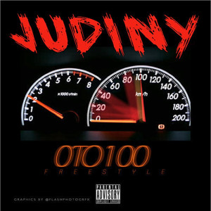 Judiny - 0 to 100 (Freestyle)