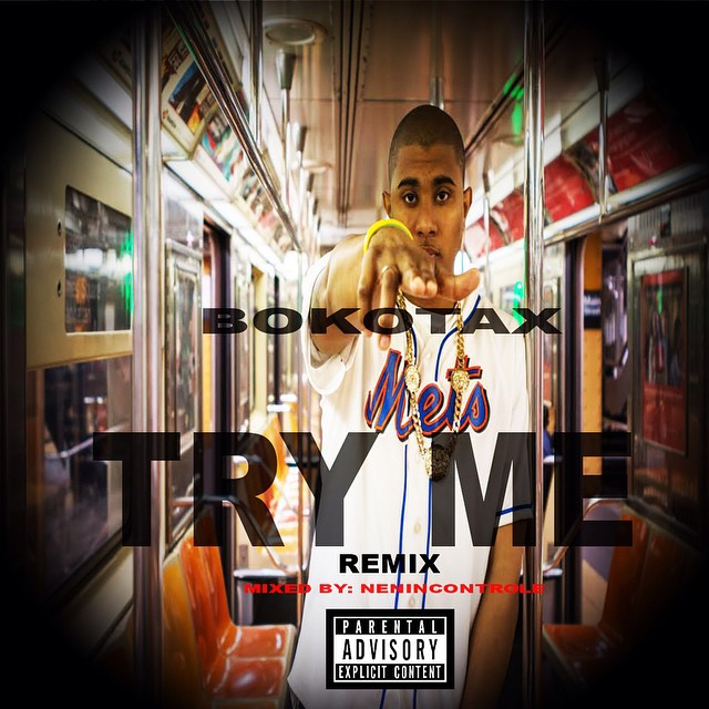 Bokotax - Try Me (Spanish Remix) (Mixed By Nenin Controle)