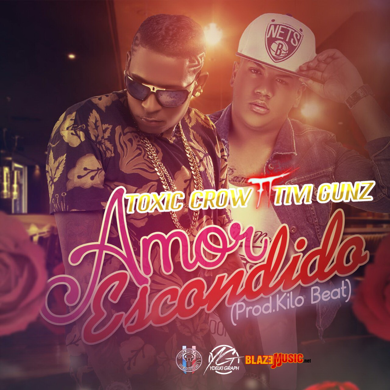 Tivi Gunz ft Toxic Crow - Amor Escondido (Prod By Kilo Beats)