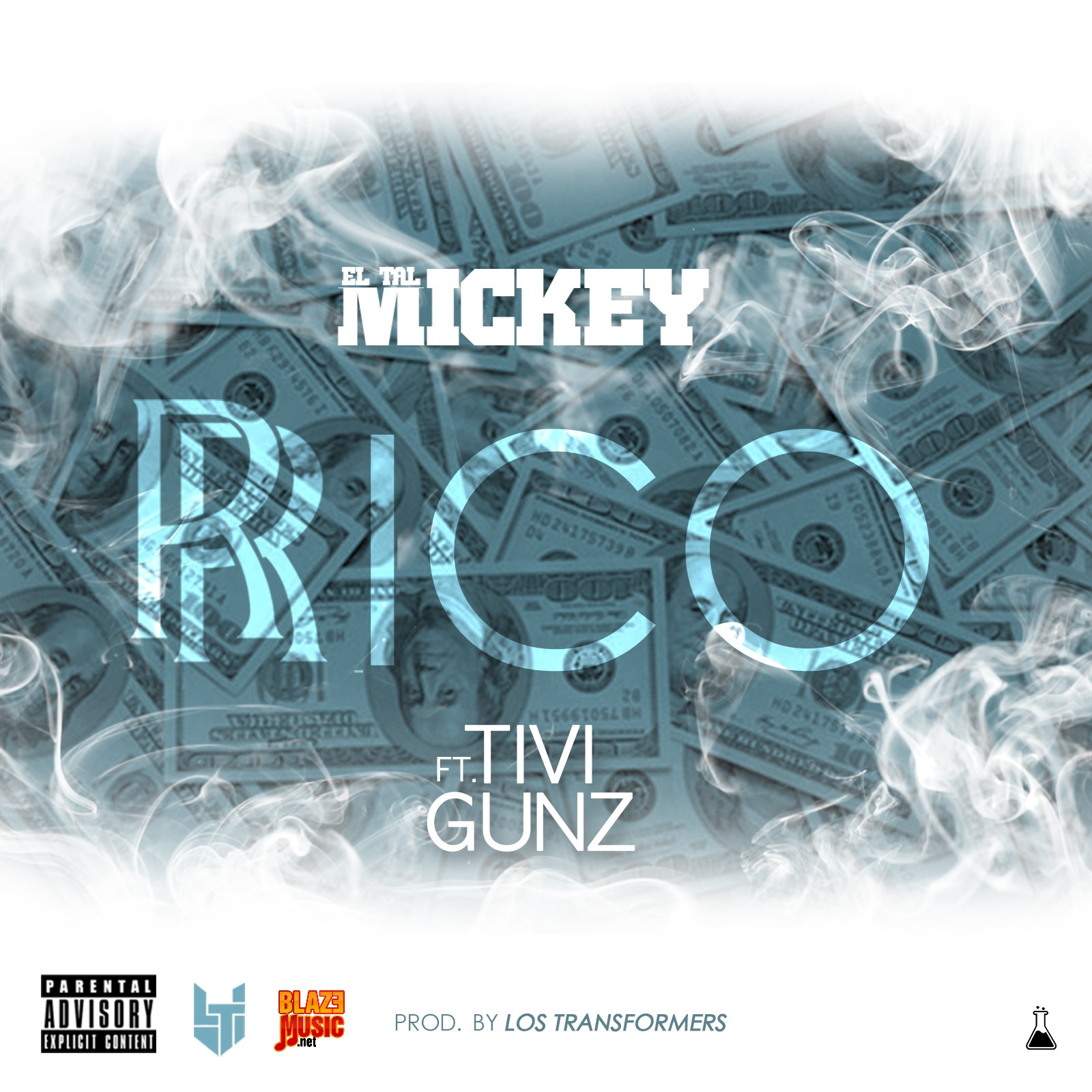 ElTalMickey ft Tivi Gunz - Rico (Prod By Los Transformers)