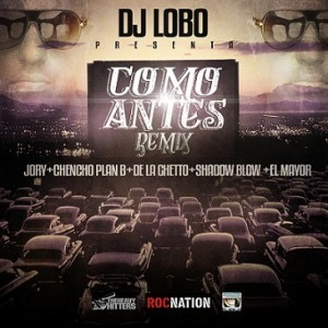 Shadow Blow ft El Mayor Clasico, Jory, De La Ghetto & Plan B - Como Antes (DJ Lobo Remix)