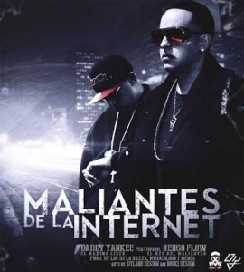 Nengo Flow ft Daddy Yankee - Maliantes De Internet