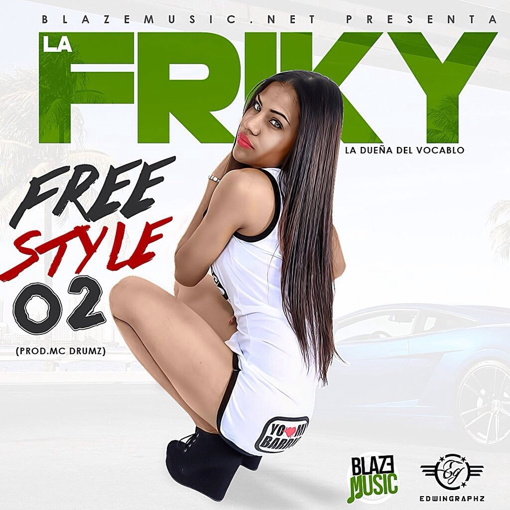 A PETICION: La Friky Rapera – Freestyle 02 (Prod By Los Transformers)