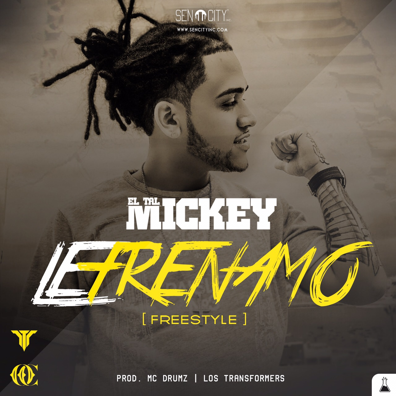 ElTalMickey - Le Frenamo (Freestyle) (Prod By Los Transformers)