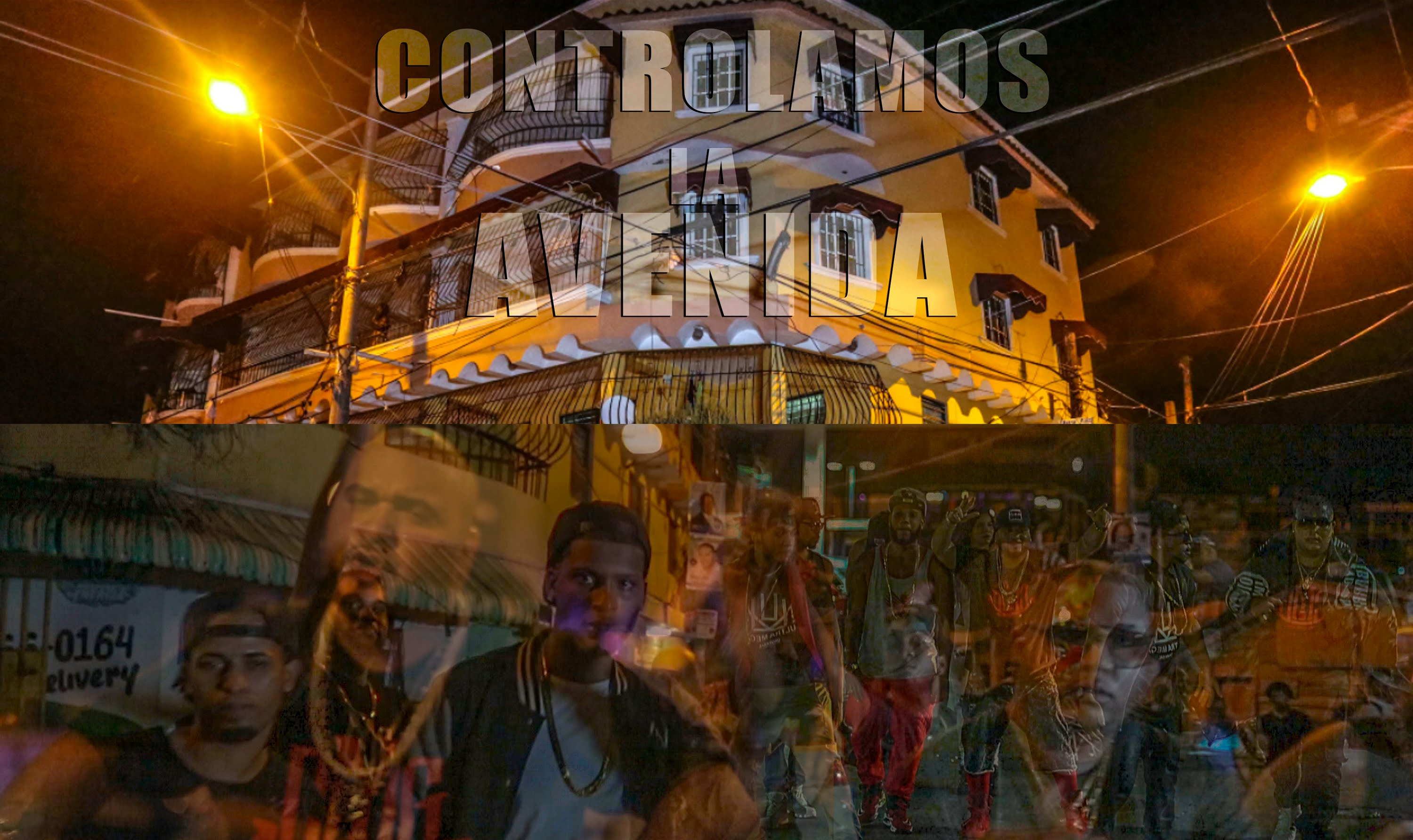Varios Artistas - Controlando La Avenida (Remix) (Official Video)