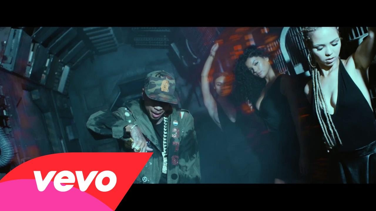 Tyga – Bu$$in Out Da Bag (Official Video)