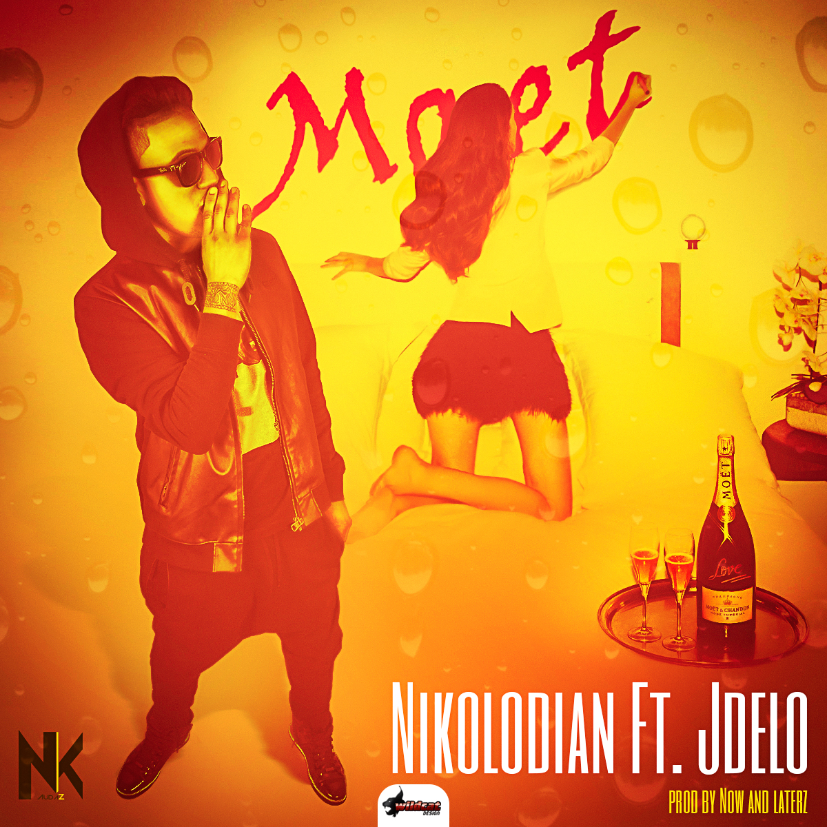 Nikolodian - Moet (Codeine Crazy Spanish Remix)