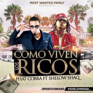Phat Cobra ft Shelow Shaq - Como Viven Los Ricos (Remix)