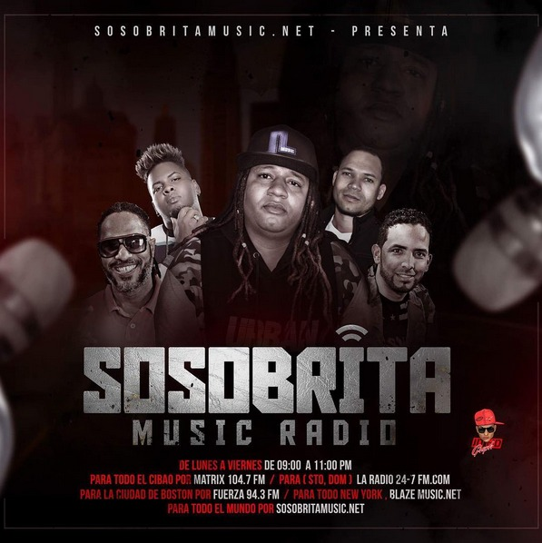 Sosobrita Music Radio