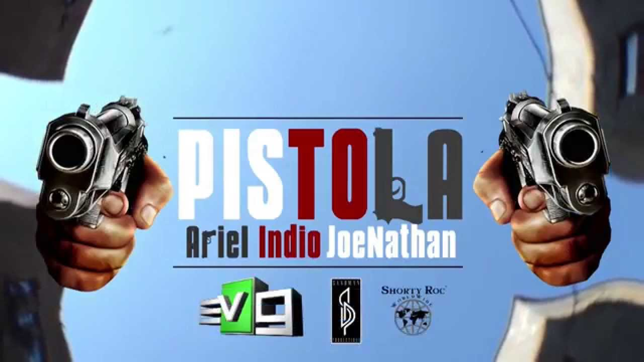 SP ft Ariel The GoldenChild, Indio y Joe Nathan - Pistola (Official Video)