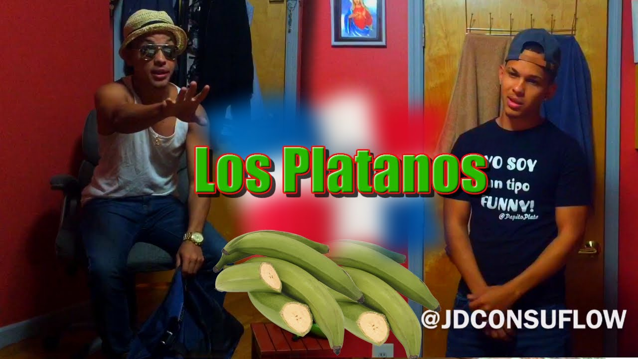 VIDEO: JD Con Su Flow Presenta Los Platanos 2015