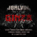 J Balvin ft Daddy Yankee, Don Omar, Arcangel, Farruko, Yandel, Nicky Jam, De La Ghetto & Zion – Ginza (Official Remix)