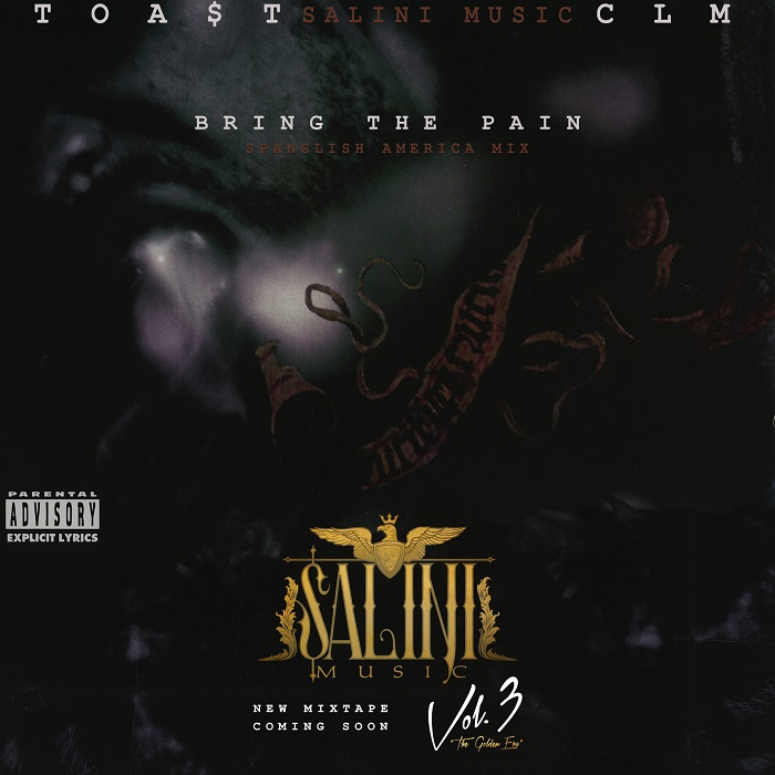 Toa$t ft Charly La Melma - Bring The Pain (Freestyle)