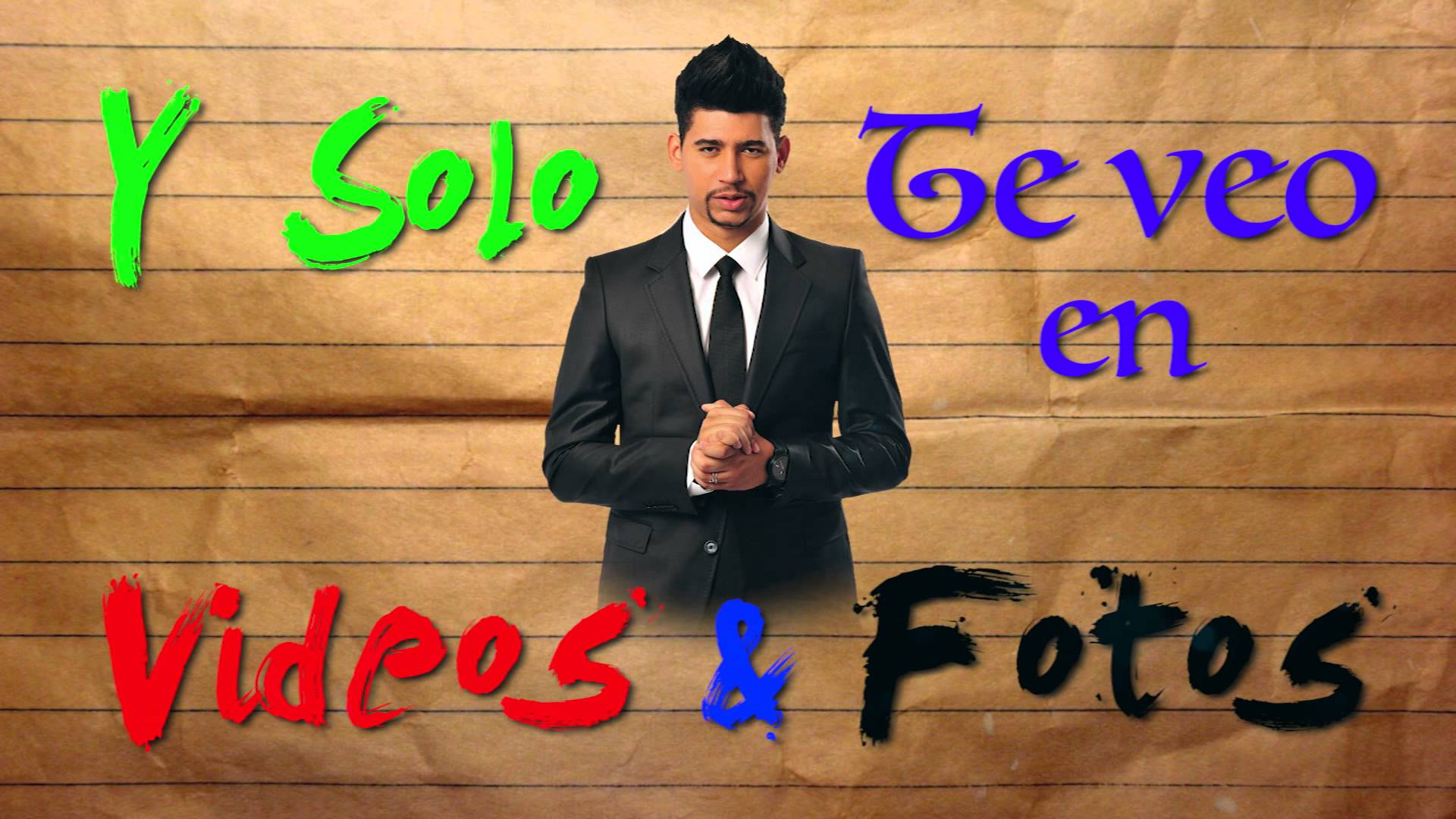 Poeta Callejero – Videos & Fotos (Video Lyric)