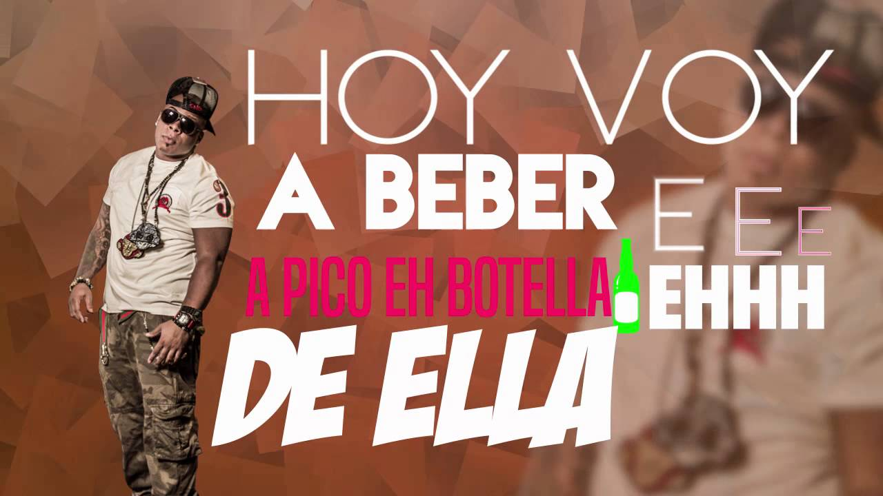 MUY DURO: Shown Blk aka Monkey Money – Pico Botella (Lyric Video Official)