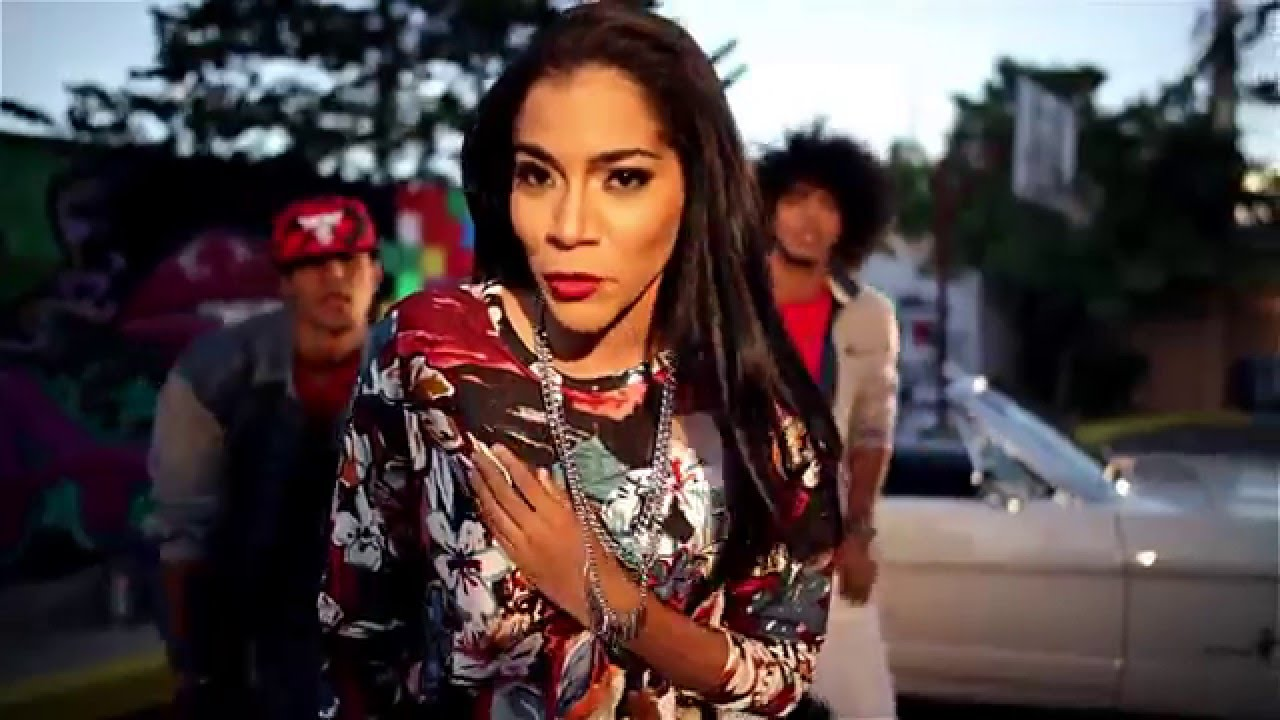 Heidy Brown - Chupame La Boca (Official Video)