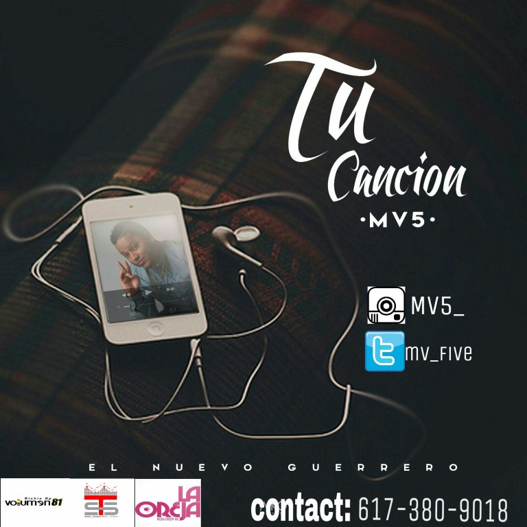 ESTRENO MUDIAL: Mv5 – Tu Cancion (Prod By Derry)