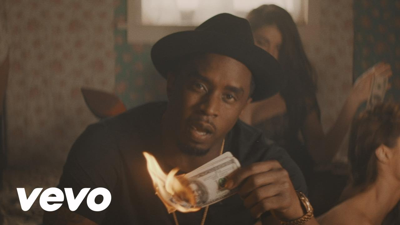 Diddy ft French Montana & Zoey Dollaz - Blow A Check (Official Video)