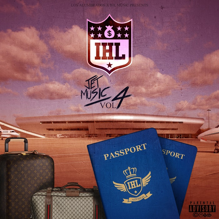 IHL Presents Jet Music Vol. 4 (The Mixtape)