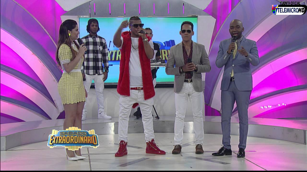 VIDEO – Quimico Ultra Mega estrena una Salsa!