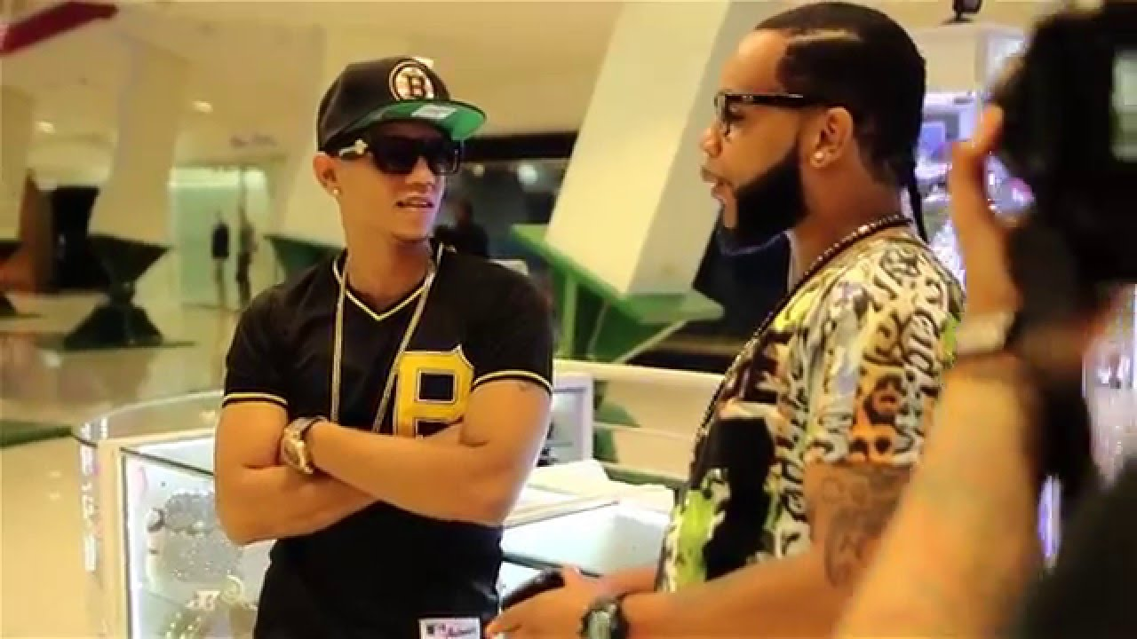 VIENE DURO ESO: Nieto Five G Ft Boy Warrior – Misión de Amor (Behind The Scenes)