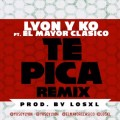 Lyon y KO ft El Mayor Clasico - Te Pica (Los XL Moombahton Remix)