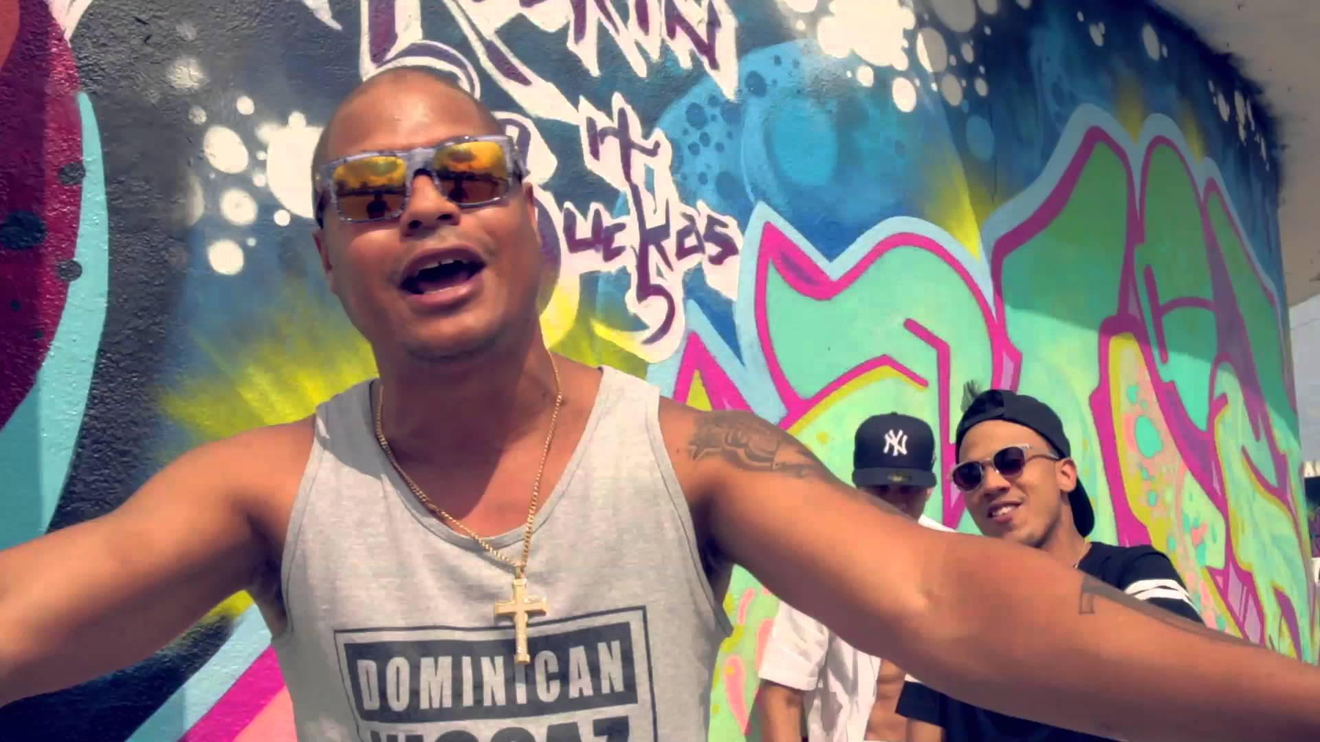 R-1 La Esencia ft Nikolodian - Where I Came From (Spanish Remix) (Video Oficial)