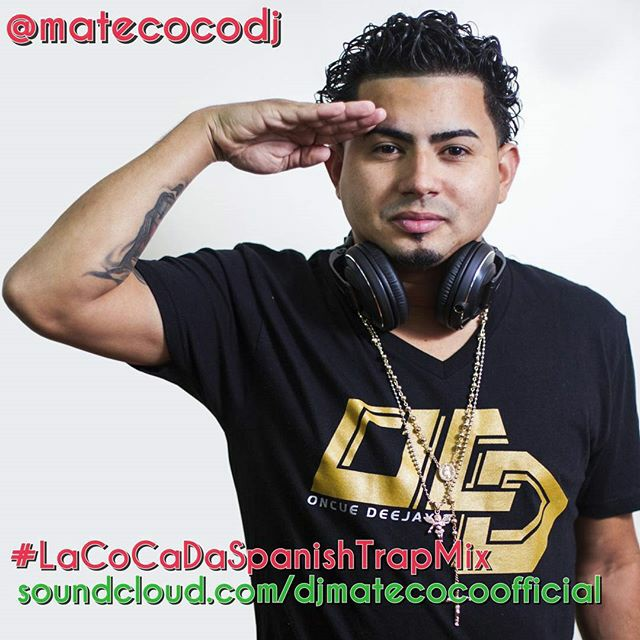 DJ Mate Coco – La Cocada (Dominican Trap Mix Vol 1)