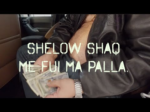 Section 8 is ballin presenta la parodia del video de Shelow Shaq, Me fui ma paya