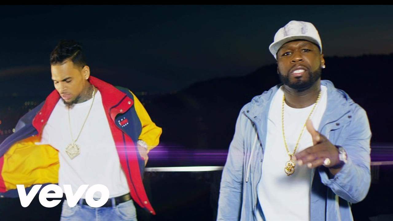 50 Cent ft Chris Brown – I'm The Man (Remix) (Official Video)
