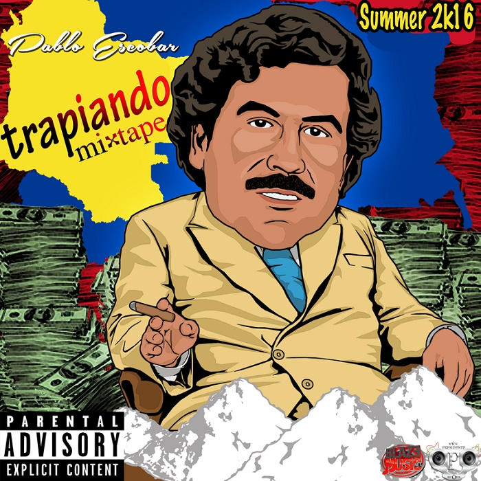 Ronar – Trapiando (The Mixtape)