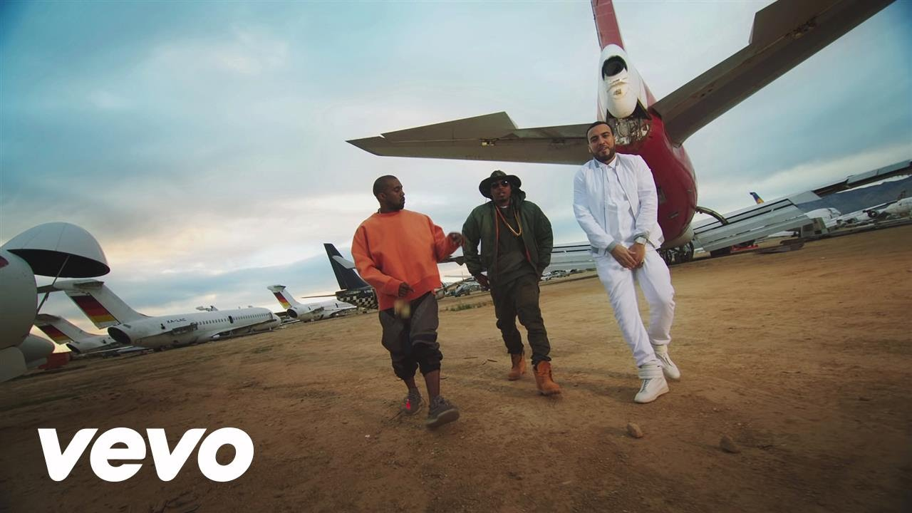 French Montana ft Kanye West & Nas – Figure It Out (Official Video)