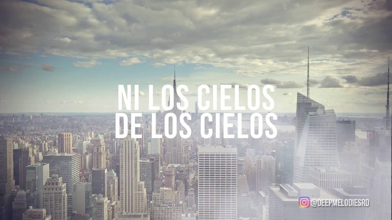 Deep Melodies – Los cielos de los cielos (1 Reyes 8:27)  (Video Lyrics)