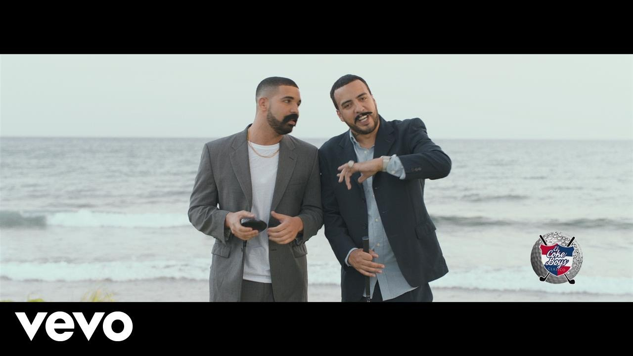 French Montana ft Drake - No Shopping (Official Video)