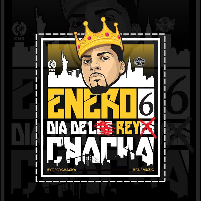 Chacka – Enero 6 (The Mixtape)
