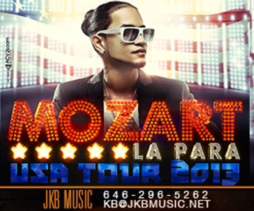 Mozart La Para - U.S.A Tours 2013 (The Mixtape)