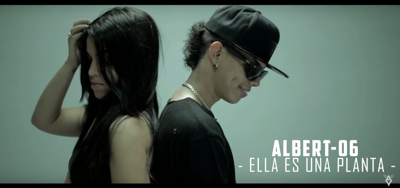 Albert 06 El Veterano - Ella Es Una Planta (Video Oficial)