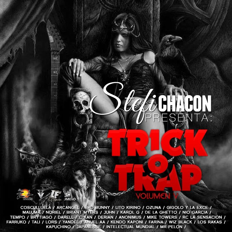 Stefi Chacon Presenta Trick O Trap Vol. 5 (The Mixtape)