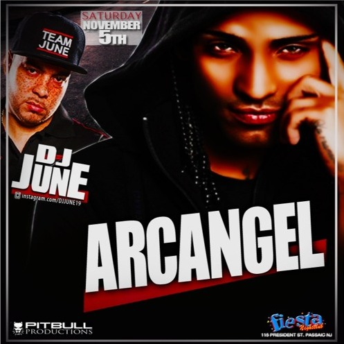 DJ June Presents The Best Of Arcangel (Part 2)