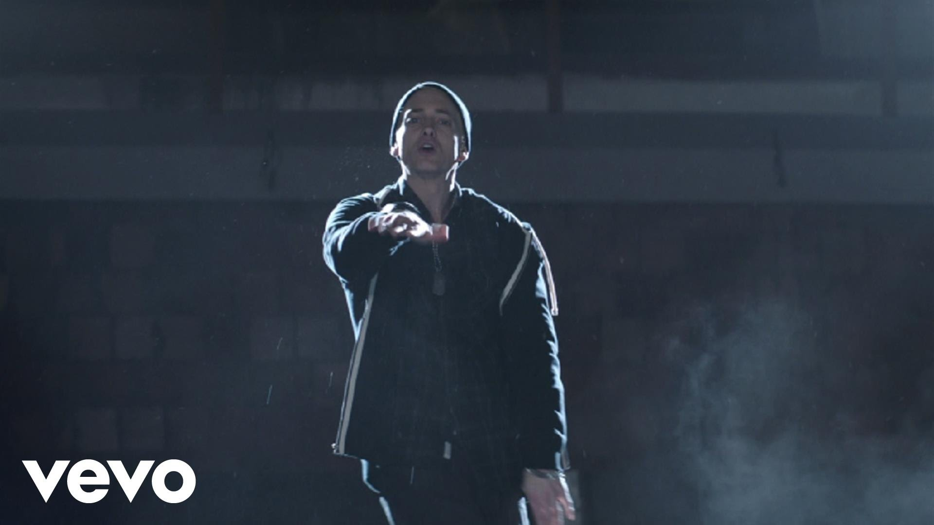 Eminem ft Sia - Guts Over Fear (Official Video ...