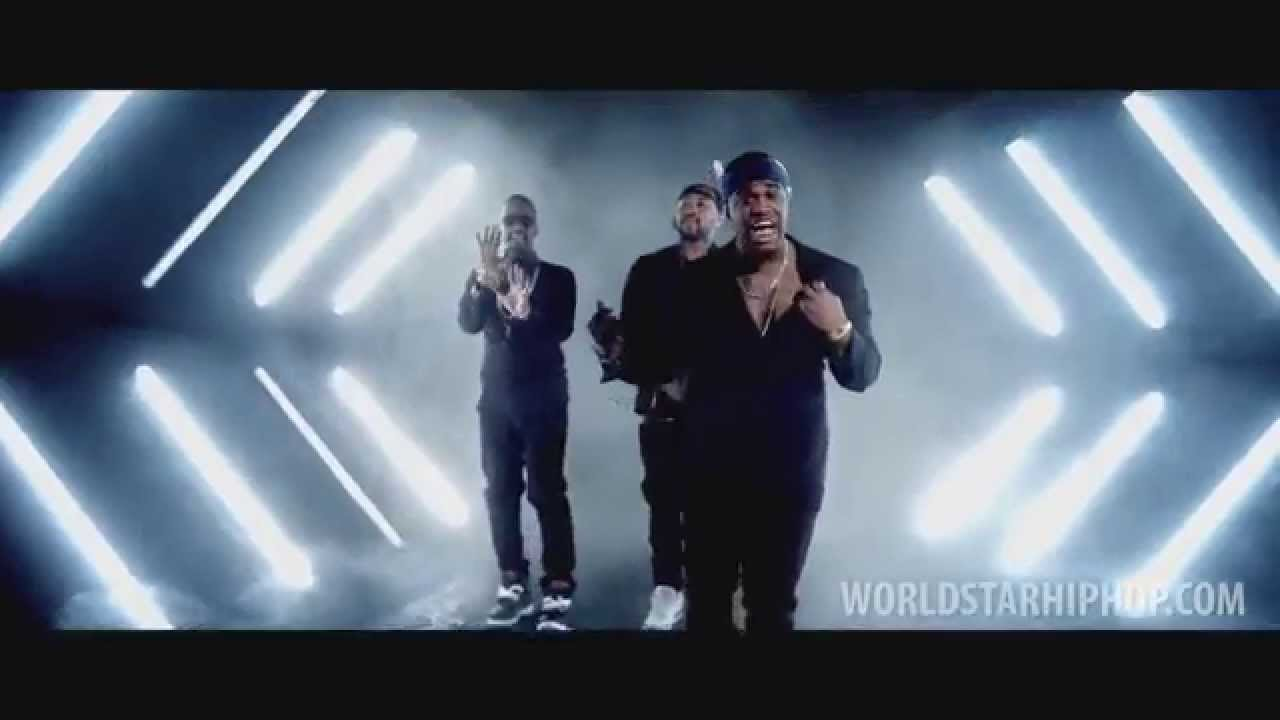 Juicy J ft Future & ASAP Ferg – Ice (Video Official)