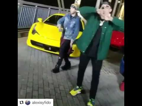 Alexis & Fido ft Bad Bunny – Tócate Tu Misma (Video Preview)