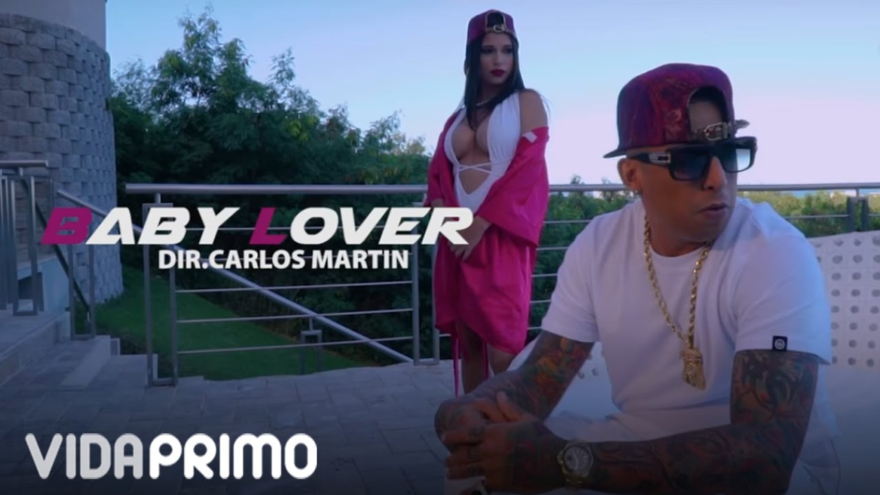 Ñengo Flow - Baby Lover (Video Oficial)