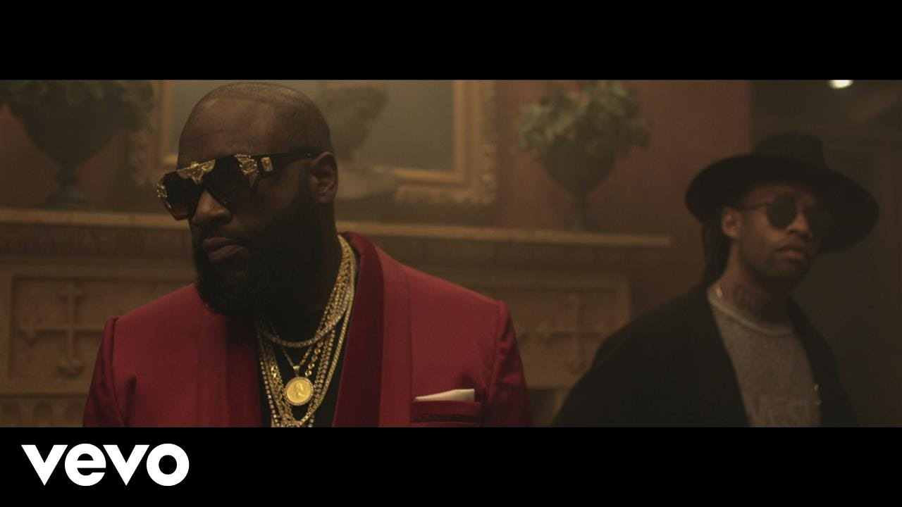 Rick Ross ft Ty Dolla $ign - I Think She Like Me (Official Video)
