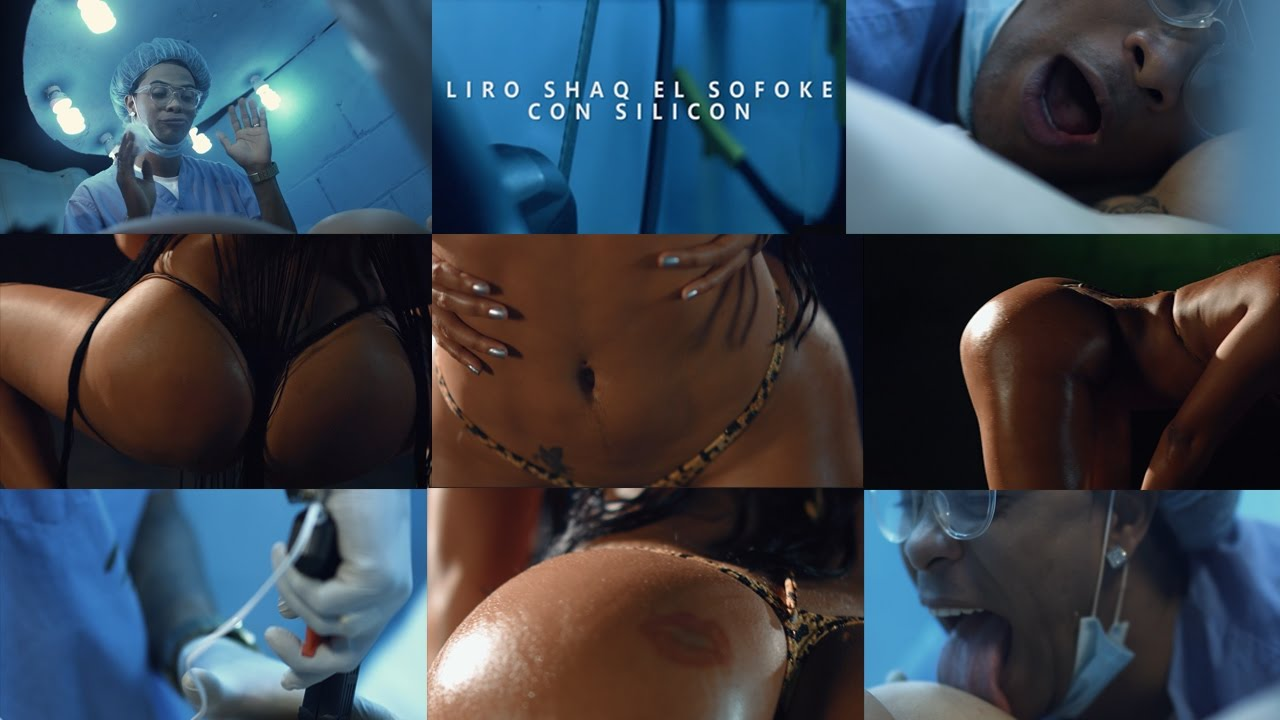 Liro Shaq - Silicon (Video Oficial)