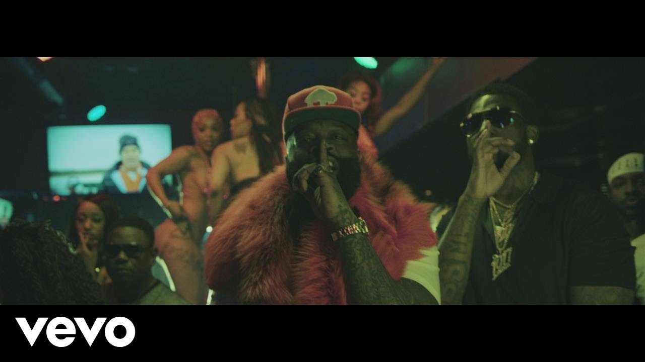 Rick Ross ft Gucci Mane - She On My Dick (Official Video)