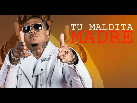Shelow Shaq – Tu Maldita Madre (Video Lyrics)