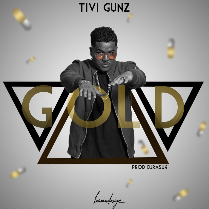 tivi gunz - gold (cover)